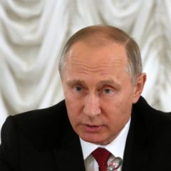 """Putin: """"Patriotic"""" Russian hackers may have interfered in US election"""