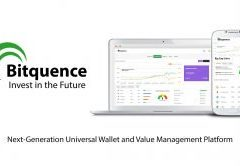 Bitquence Announces Crowd Sale for Crypto Wallet With Asset Management and Liquidity Network
