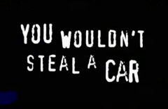 "Sorry, the ""You Wouldn't Steal a Car"" Anti-Piracy Ad Wasn't 'Pirated'"