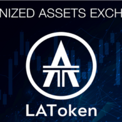 PR: LAToken Tokenized Apple Shares to Sell Them for Cryptocurrencies