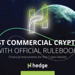PR: Hedge Token Platform Launched Its Flagship Cryptocurrency Index Named 'Buchman Crypto 30 Index' for Effective Crypto Trading & Investments Content