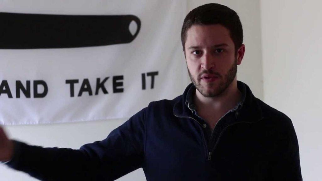 Crypto-Anarchist Cody Wilson Launches 3D Printed M1911 Handgun Software