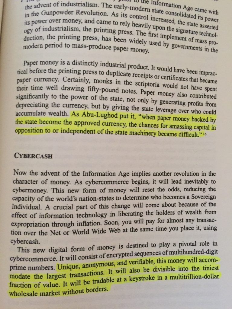 Twenty Years Ago, Two Men Predicted Bitcoin