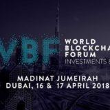 PR: World Blockchain Forum Brings Global Blockchain Elite to Dubai