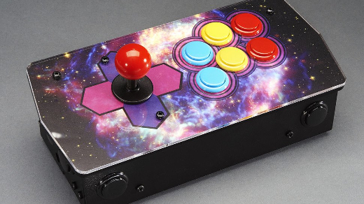 We're giving away a Raspberry Pi arcade gaming kit