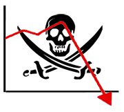 Piracy Falls 6%, in Spain, But It's Still a Multi-Billion Euro Problem