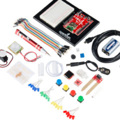 Enter to win an IoT electronics kit from SparkFun