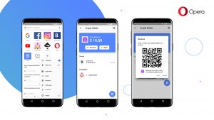 Opera Browser Introduces a Built-in Cryptocurrency Wallet