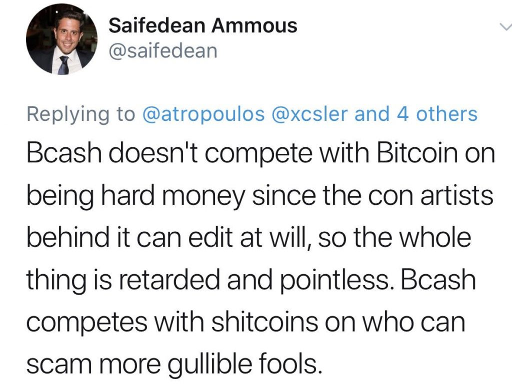 The Bitcoin Standard: BCH Troll Slayer Faces BTC's Angriest Man
