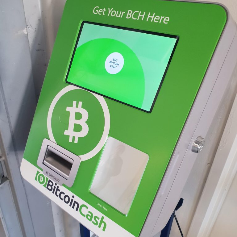 Cryptocurrency ATM Growth Spikes Exponentially to 4,000 Machines Worldwide