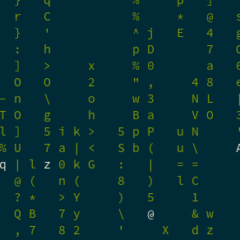 Patch into The Matrix at the Linux command line