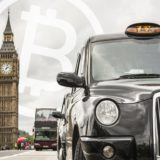 This London Taxi Driver Sells Cryptocurrency to Passengers