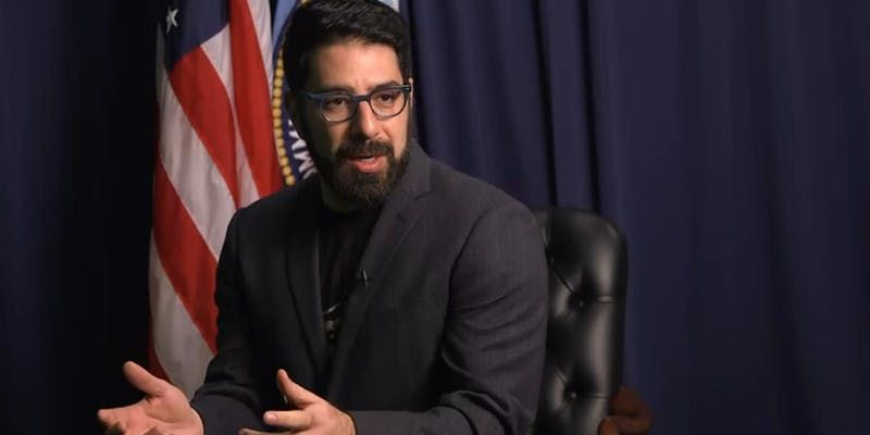 Askhan Soltani has worked with the FTC and as an independent researcher, exploring data privacy issues. Recently, he testified about Facebook's privacy policies before the US and UK governments.