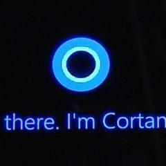 New Windows 10 build silences Cortana, brings passwordless accounts