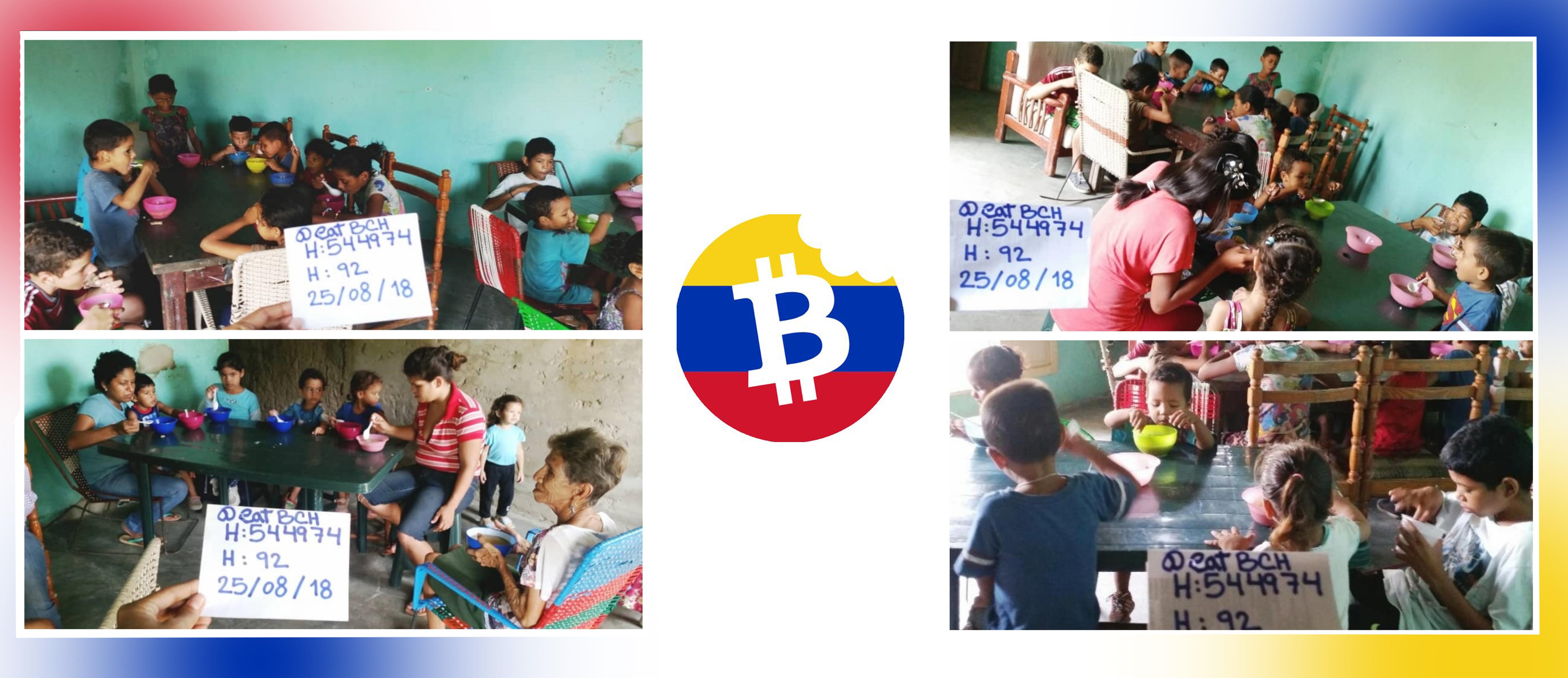 Venezuelan Nonprofit Eatbch Celebrates First Anniversary Amidst Hyperinflation