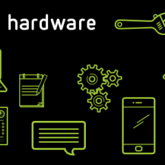 Electronics designed in 5 different countries with open hardware