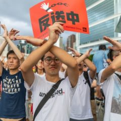 Cryptocurrencies Such as Bitcoin Cash Shine During Hong Kong Protests