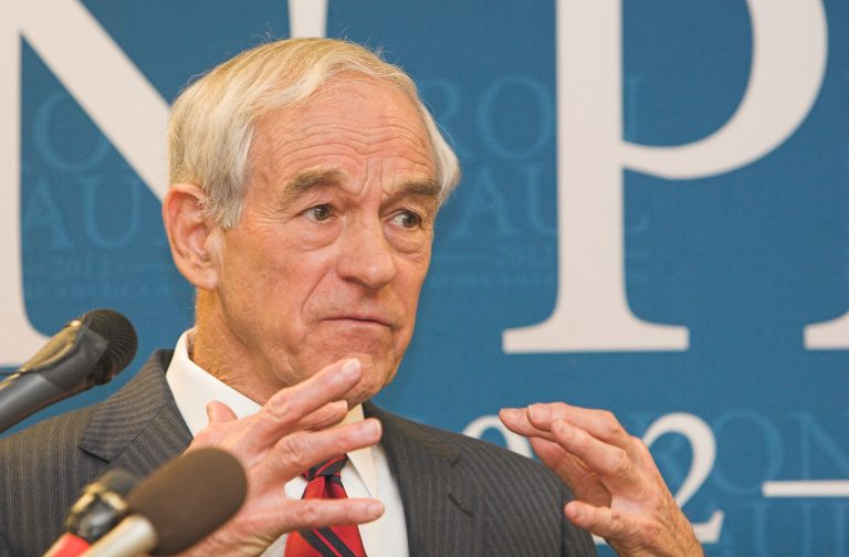 Ron Paul Slams 'Fednow' Payment System, Encourages Crypto Competition Instead