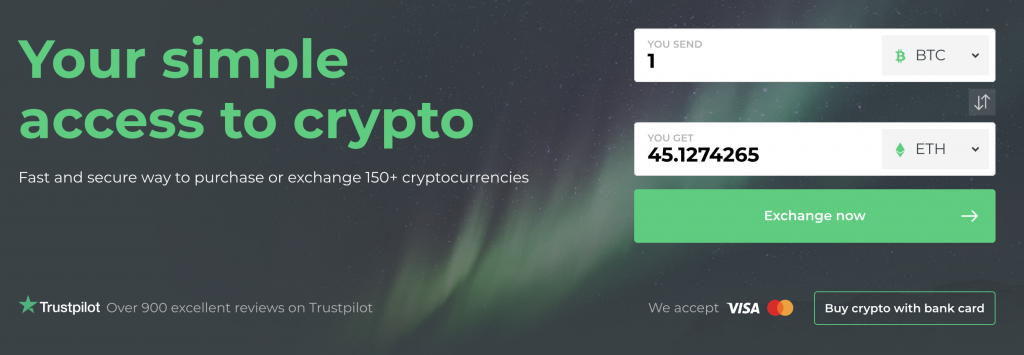 5 of the Best Crypto Swapping Services