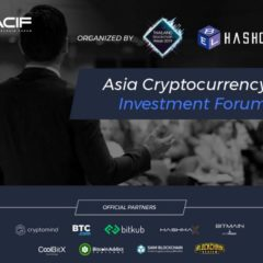 ACIF – Asia Crypto Investment Forum Joins Thailand Blockchain Week