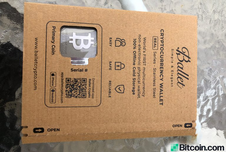An In Depth Look at the Multi-Currency Cold Storage Card Ballet
