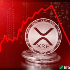 XRP Plummets 56% in One Candle, Bitmex Traders Outraged Over Flash Crash