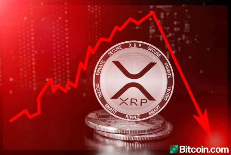 XRP Price Brought Down 56% in One Candle, Bitmex Traders Outraged Over Flash Crash