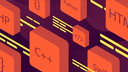 Various programming languages in use