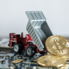 Bitcoin Miners Are Selling Coins Faster Than They Can Generate Them