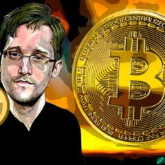 Edward Snowden 'Felt Like Buying Bitcoin' While Traders Hunt for the Market Bottom
