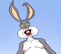 YouTube Cartoon Featuring Creepy Bugs Bunny Copyright Claimed By Warner Bros.