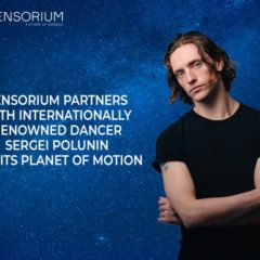 Sergei Polunin Embraces the Future of Dance by Collaborating With Sensorium Galaxy in 3D Social Virtual Reality