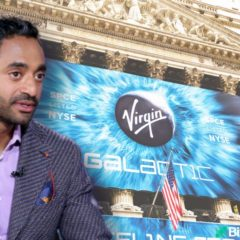 Virgin Galactic's Chamath Palihapitiya: Bitcoin Could Go to $1 Million, Everybody Should Own Some