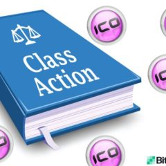 ICO Crackdown: 11 Class-Action Lawsuits Filed Against Cryptocurrency Companies