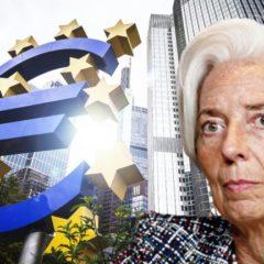 ECB in Full-On Emergency Mode as 'Unprecedented Decline' Hits Eurozone
