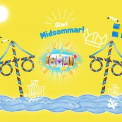 Bitcoin Games Launches Midsummer Promotion as Sweden Looks Toward Launching its Own Digital Currency