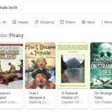 Google 'Promotes' Pirate Book Sales, Authors Guild Says