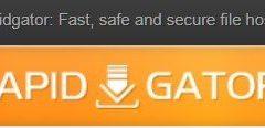 Rapidgator Uses DMCA to Crack Down on Premium Link Generators
