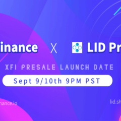 DeFi Project Xfinance(XFI) ILO Presale Scheduled for Sept 10th