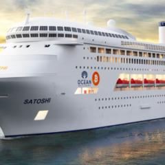 Crypto Cruise Ship 'Satoshi' to Make Panama Bay Home