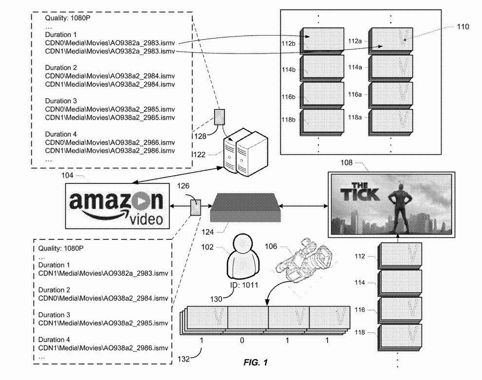 amazon pirate patent