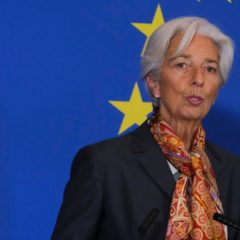 Christine Lagarde: 'The European Central Bank Cannot Go Bankrupt or Run Out of Money'