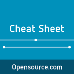 Automate your tasks with this Ansible cheat sheet