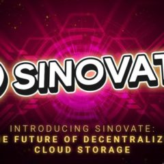 Introducing SINOVATE: The Future of Decentralized Cloud Storage