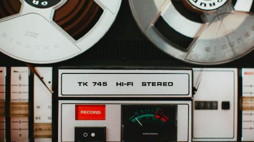 HiFi vintage stereo