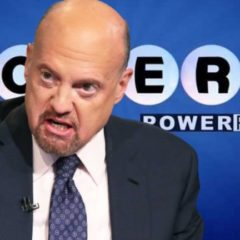 Mad Money's Jim Cramer Advises $731M Powerball Jackpot Winner to Put 5% in Bitcoin