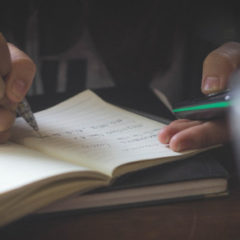 Why keeping a journal improves productivity