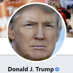 Could Trump's Twitter Account Be 'DMCA-Banned'? Not Long To Find Out