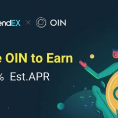 OIN Staking On AscendEX