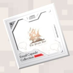 MSCHF's 'Exclusive' Pirate Bay and Megaupload Email Addresses Sold Out Quickly